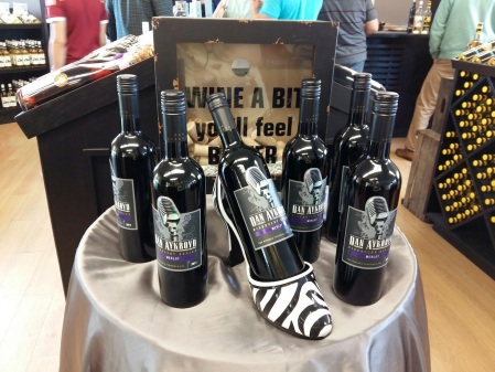 aykroyd wine