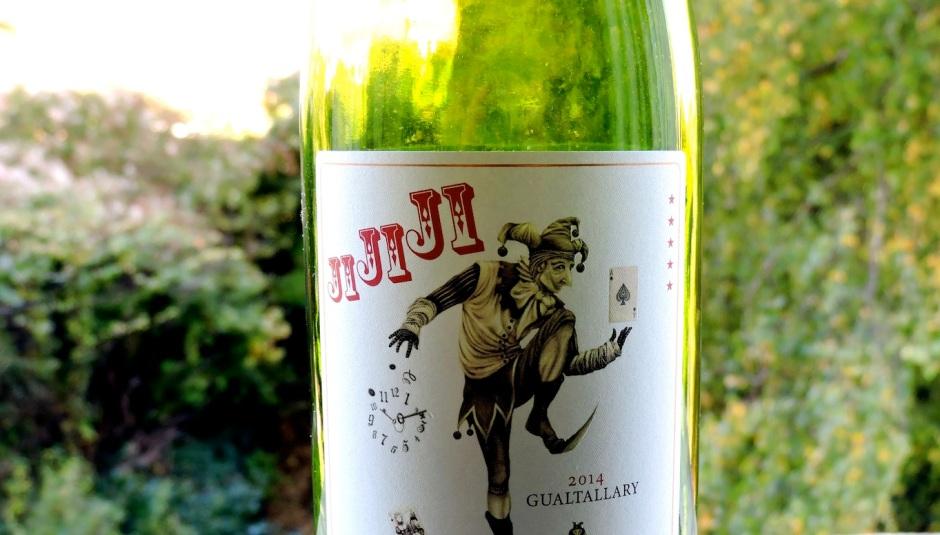 JiJiJi Malbec/Pinot Noir. Unusual and good.